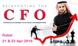 Re-Inventing the CFO