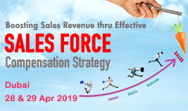 Sales Force Compensation Strategy